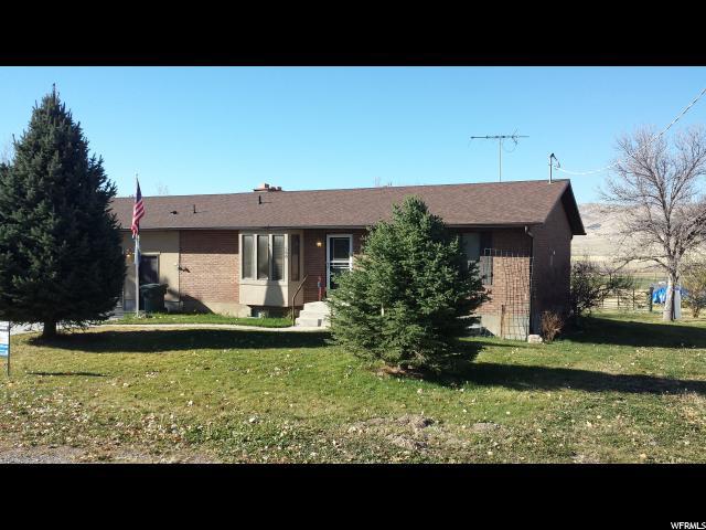 单亲家庭 为 销售 在 580 S 200 W Mona, 犹他州 84645 美国
