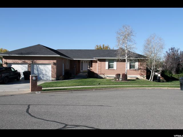 Single Family for Sale at 170 W JENNINGS Lane Centerville, Utah 84014 United States