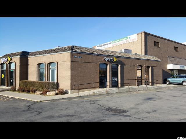 Commercial for Rent at 1589 S STATE Street Orem, Utah 84097 United States