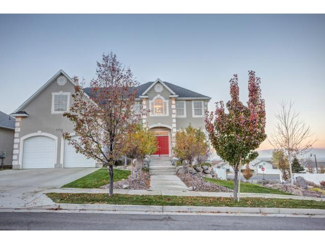 Single Family for Sale at 5708 W SILVER ROSE Circle Herriman, Utah 84096 United States