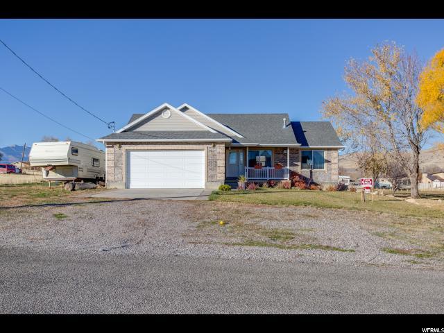 单亲家庭 为 销售 在 680 W 100 N Fountain Green, 犹他州 84632 美国