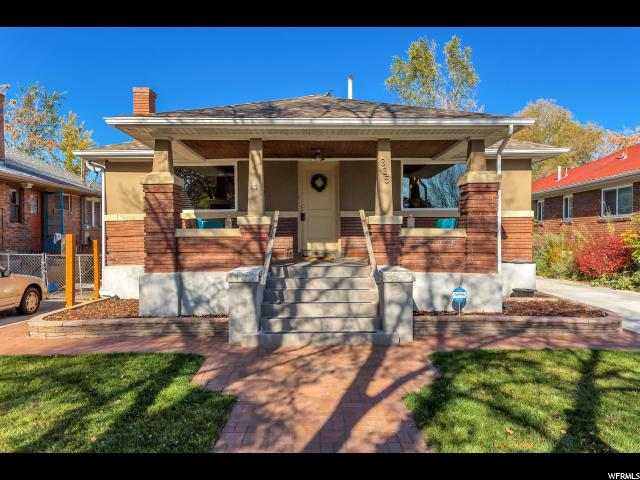 Home for sale at 335 E Williams Ave, Salt Lake City, UT  84111. Listed at 364900 with 4 bedrooms, 2 bathrooms and 2,186 total square feet