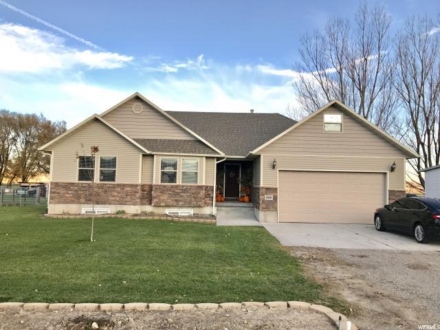 单亲家庭 为 销售 在 16610 N 5200 W Riverside, 犹他州 84334 美国