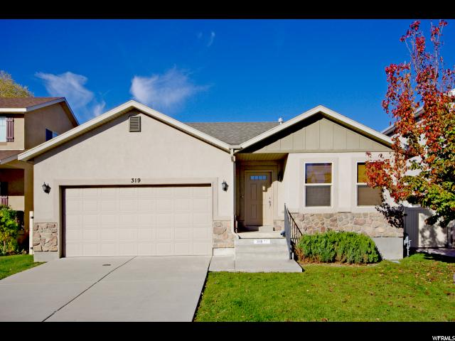 Home for sale at 319 E Lincoln Park Dr, Salt Lake City, UT  84115. Listed at 289000 with 2 bedrooms, 2 bathrooms and 2,588 total square feet