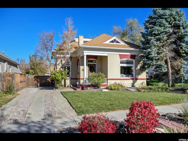 Home for sale at 1159 E Emerson Ave, Salt Lake City, UT  84105. Listed at 369000 with 2 bedrooms, 2 bathrooms and 1,878 total square feet