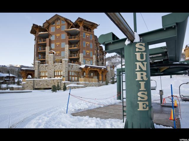 Condominium for Sale at 3558 N ESCALA Court 3558 N ESCALA Court Unit: 150 Park City, Utah 84098 United States