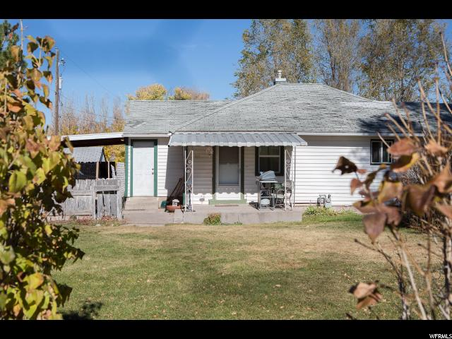 Single Family for Sale at 415 E 200 N Annabella, Utah 84711 United States