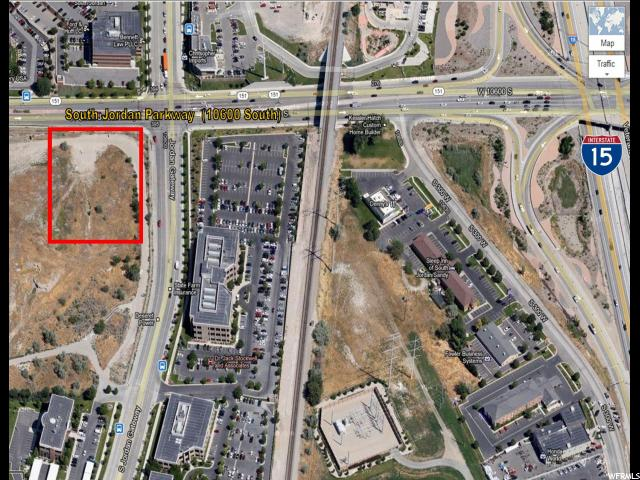 Land for Sale at 10610 S JORDAN GATEWAY PKWY South Jordan, Utah 84095 United States