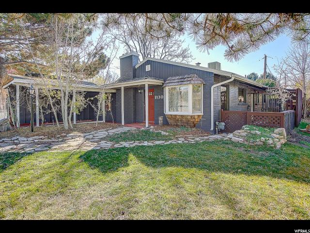 Home for sale at 1130 E Iris Ln, Salt Lake City, UT  84106. Listed at 365000 with 3 bedrooms, 2 bathrooms and 2,268 total square feet