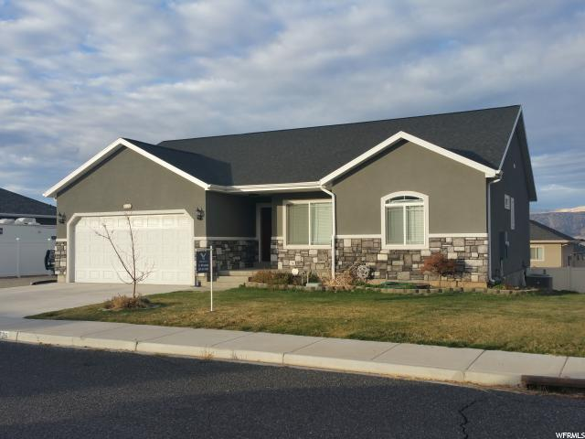 单亲家庭 为 销售 在 726 S 60 E Ephraim, 犹他州 84627 美国