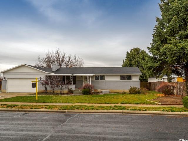 Unique la famille pour l Vente à 168 RIDGELINE Drive Washington Terrace, Utah 84405 États-Unis