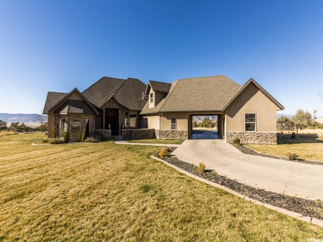 单亲家庭 为 销售 在 910 S 950 E Ephraim, 犹他州 84627 美国