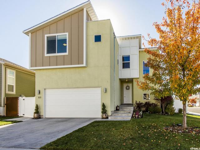 Home for sale at 322 E Penney Ave, Salt Lake City, UT  84115. Listed at 379900 with 4 bedrooms, 4 bathrooms and 2,782 total square feet