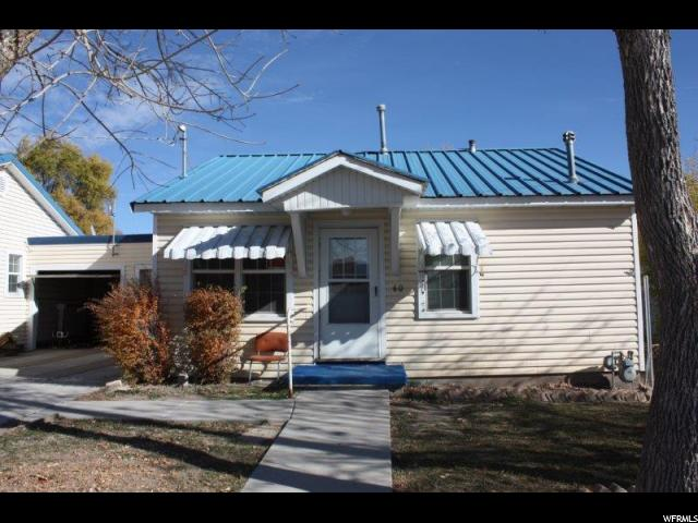 Single Family for Rent at 60 N 200 E Castle Dale, Utah 84513 United States