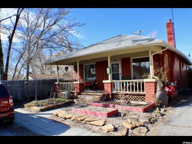 Home for sale at 828 S Lake St, Salt Lake City, UT  84102. Listed at 310713 with 2 bedrooms, 1 bathrooms and 1,417 total square feet