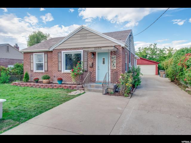 Home for sale at 2293 E 2700 South, Salt Lake City, UT 84109. Listed at 365000 with 4 bedrooms, 2 bathrooms and 1,680 total square feet