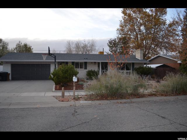 6312 S ASHWOOD DR, Salt Lake City UT 84121