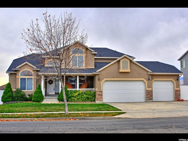 Single Family for Sale at 2833 W MATTERHORN Drive Taylorsville, Utah 84129 United States