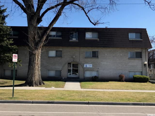 Home for sale at 731 S 300 E St #B-103, Salt Lake City, UT  84111. Listed at 74000 with 1 bedrooms, 1 bathrooms and 570 total square feet