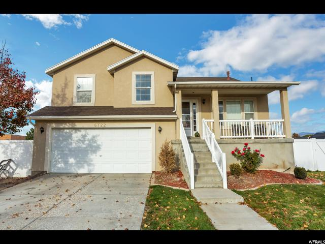 6722 W HUNTER VISTA CIR, West Valley City UT 84128
