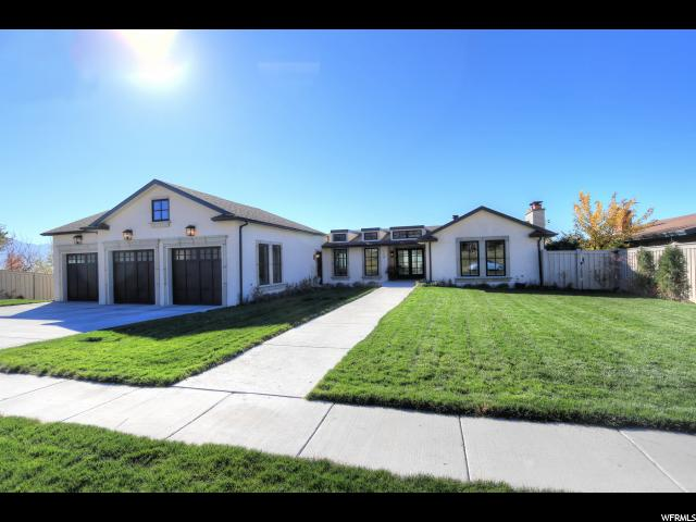 Home for sale at 118 E Edgecombe Dr, Salt Lake City, UT  84103. Listed at 2095000 with 3 bedrooms, 7 bathrooms and 6,200 total square feet