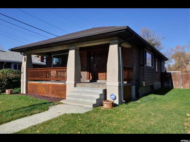 Home for sale at 623 E Driggs Ave, Salt Lake City, UT  84106. Listed at 255000 with 2 bedrooms, 1 bathrooms and 1,420 total square feet