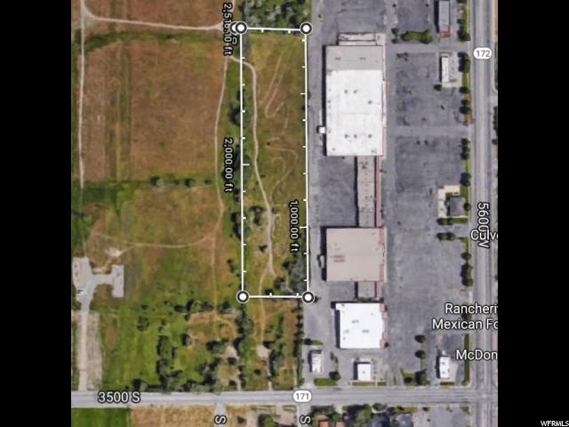Земля для того Продажа на 5760 W 3500 S West Valley City, Юта 84128 Соединенные Штаты
