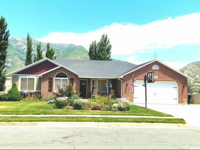 Single Family for Sale at 2090 E VIEW Drive South Weber, Utah 84405 United States