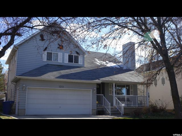Home for sale at 1351 S Lincoln  St, Salt Lake City, UT  84105. Listed at 599900 with 4 bedrooms, 4 bathrooms and 2,494 total square feet