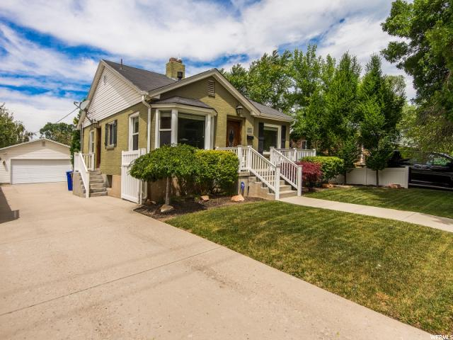 Home for sale at 2134 Hannibal St, Salt Lake City, UT  84106. Listed at 450000 with 3 bedrooms, 2 bathrooms and 1,820 total square feet