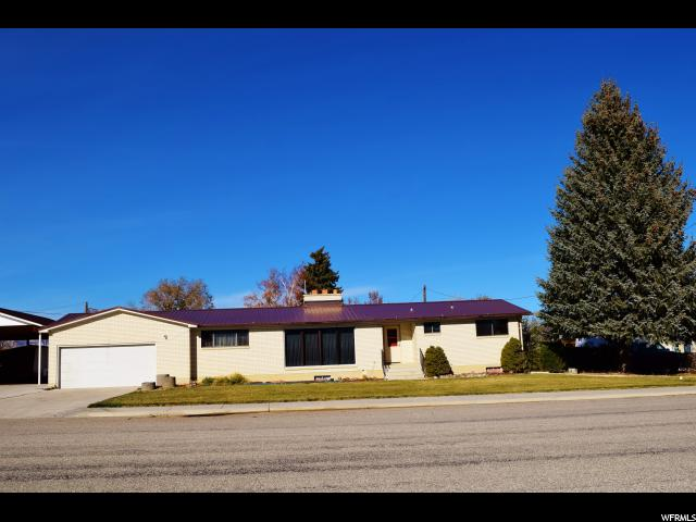 Single Family للـ Sale في 155 E 300 N Huntington, Utah 84528 United States