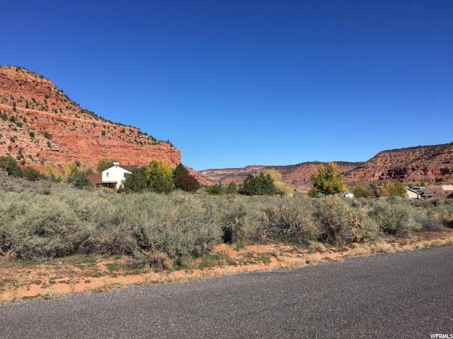 Terrain pour l Vente à 676 N STAGECOACH Trail Kanab, Utah 84741 États-Unis