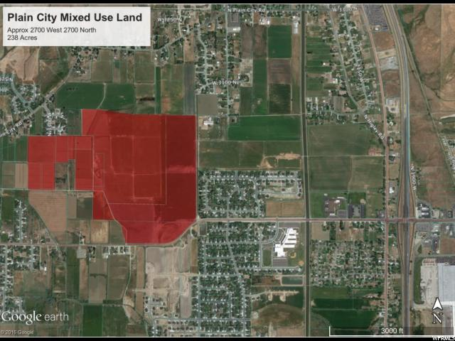 Land for Sale at 2600 N 2700 W Plain City, Utah 84404 United States