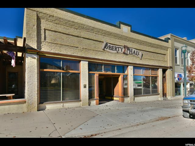 Commercial for Rent at 87 N MAIN Street Manti, Utah 84642 United States