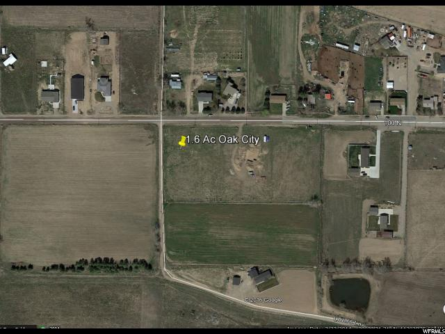Terreno por un Venta en 385 W 100 N Oak City, Utah 84649 Estados Unidos