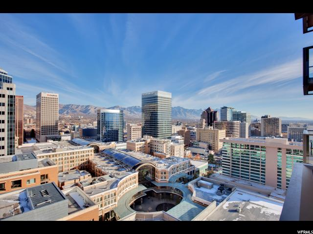 Home for sale at 99 W South Temple St #1901, Salt Lake City, UT  84101. Listed at 795000 with 2 bedrooms, 2 bathrooms and 1,310 total square feet