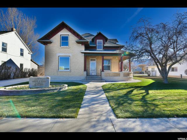 单亲家庭 为 销售 在 271 S MAIN Ephraim, 犹他州 84627 美国