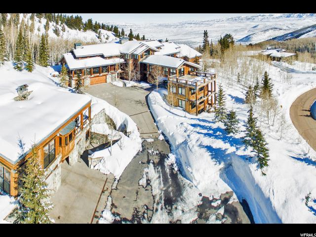 Single Family for Sale at 72 WHITE PINE CANYON Road Park City, Utah 84098 United States