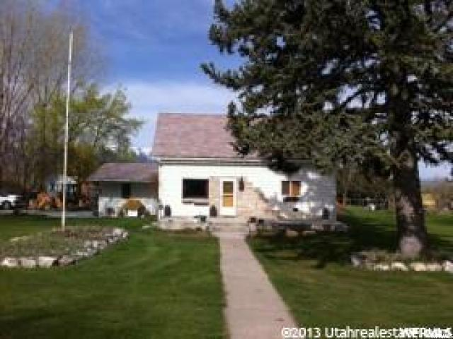 Single Family for Sale at 409 N MAIN Street Millville, Utah 84326 United States
