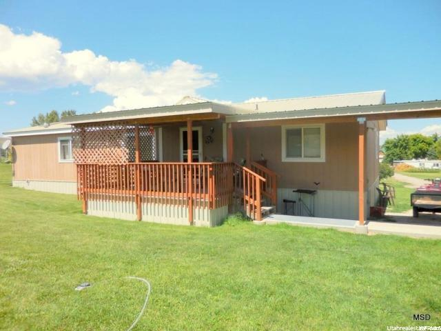 Single Family for Sale at 227 W 2ND N Street Paris, Idaho 83261 United States
