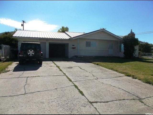 Single Family for Sale at 602 NORTH 5TH Street Montpelier, Idaho 83254 United States