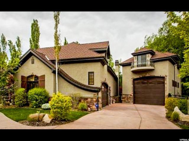 Single Family for Sale at 980 E WHEELER FARM CV Murray, Utah 84121 United States