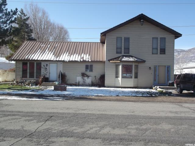 Single Family for Sale at 25 N 300 W Henefer, Utah 84033 United States