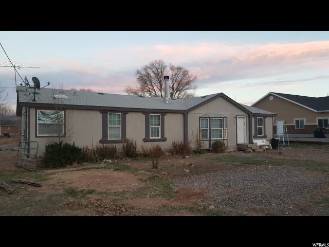 Single Family for Sale at 150 N 200 W Redmond, Utah 84652 United States