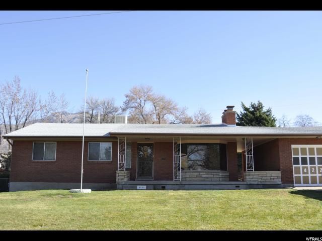 Один семья для того Аренда на 4220 S ADAMS Avenue South Ogden, Юта 84403 Соединенные Штаты
