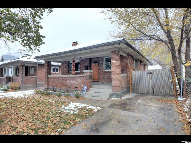 Home for sale at 1751 S 700 East, Salt Lake City, UT  84105. Listed at 259069 with 2 bedrooms, 1 bathrooms and 1,297 total square feet