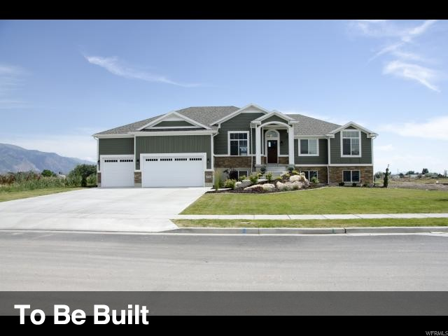 Single Family for Sale at 3572 S 5160 W 3572 S 5160 W Unit: 2 Hooper, Utah 84315 United States