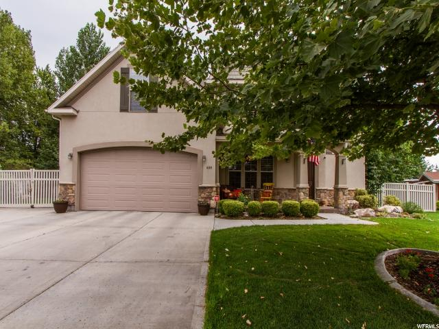 Single Family for Sale at 1684 N 635 W West Bountiful, Utah 84087 United States