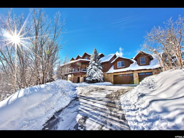 Single Family for Sale at 9197 CANYON VIEW Drive Park City, Utah 84098 United States