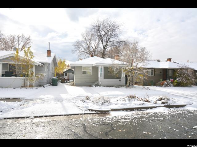 Home for sale at 330 E Westminster Ave, Salt Lake City, UT 84115. Listed at 229900 with 2 bedrooms, 1 bathrooms and 1,000 total square feet